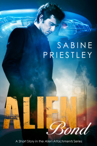 Book Cover: Alien Bond