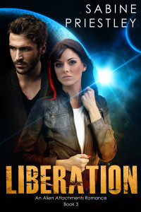 Book Cover: Liberation - Alien Attachments #3