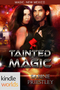 Book Cover: Tainted Magic